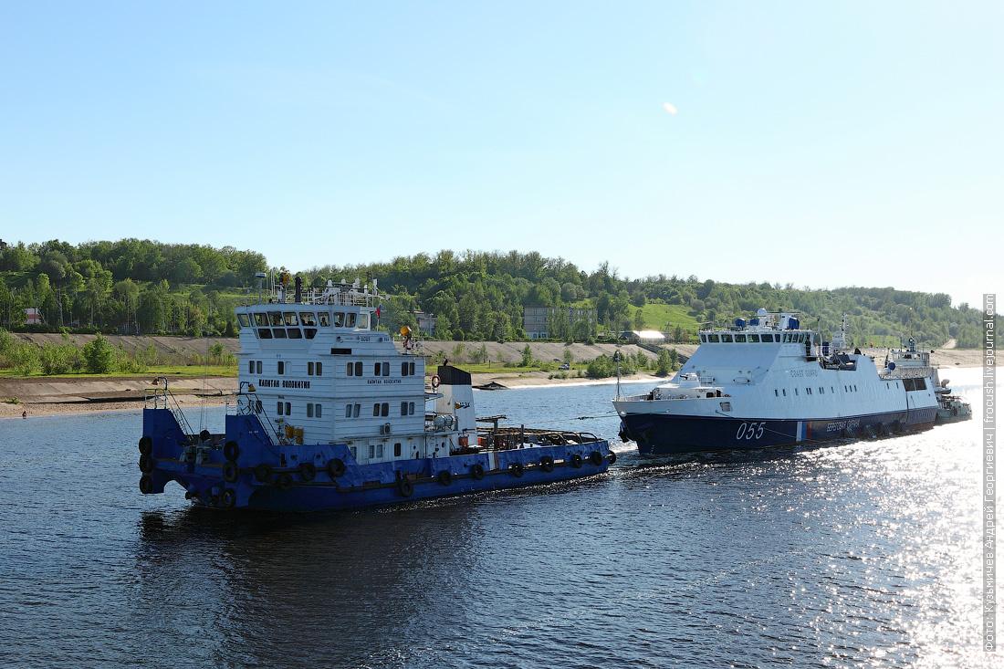 сторожевой пограничный корабль Аметист
