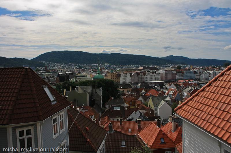 Норвегия, Берген