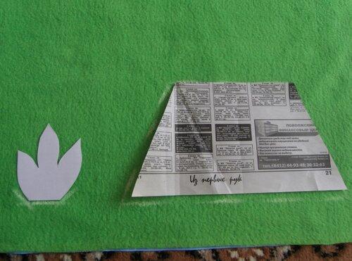 Развиваюий коврик... как научиться делать выкройки