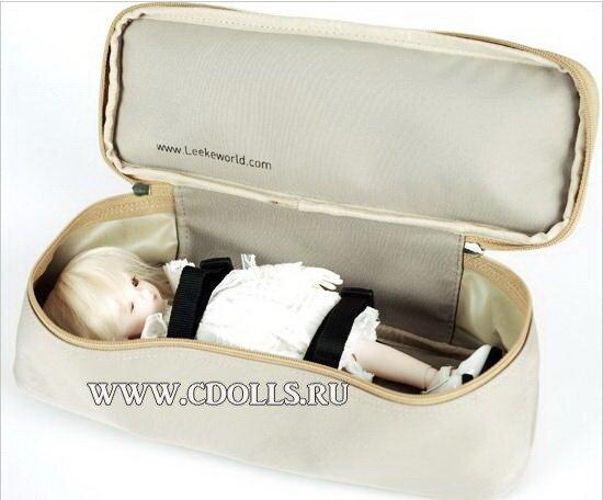 Переноска для куклы бжд