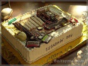 Тортик для СисАдмина