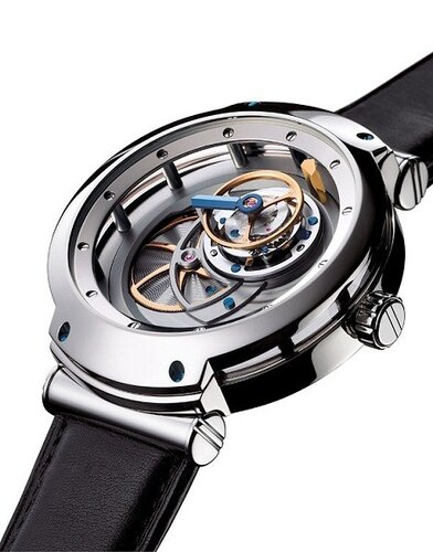 BLU — MT3 Majesty Tourbillon