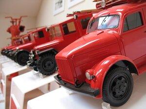 Гродно. Музей истории пожарной службы
