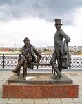 Памятник Пушкину в Йошкар-Оле