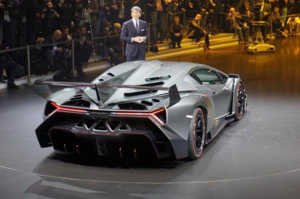 Lamborghini придумал имя для своего гиперкара