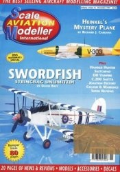 Журнал Scale Aviation Modeller International 1997-11