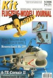 Журнал Kit Flugzeug-Modell Journal №5 2006