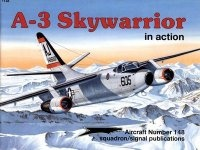 Книга Aircraft Number 148: A-3 Skywarrior in Action.