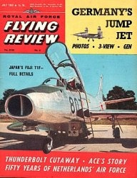 Журнал Royal Air Force Flying Review №7 1963