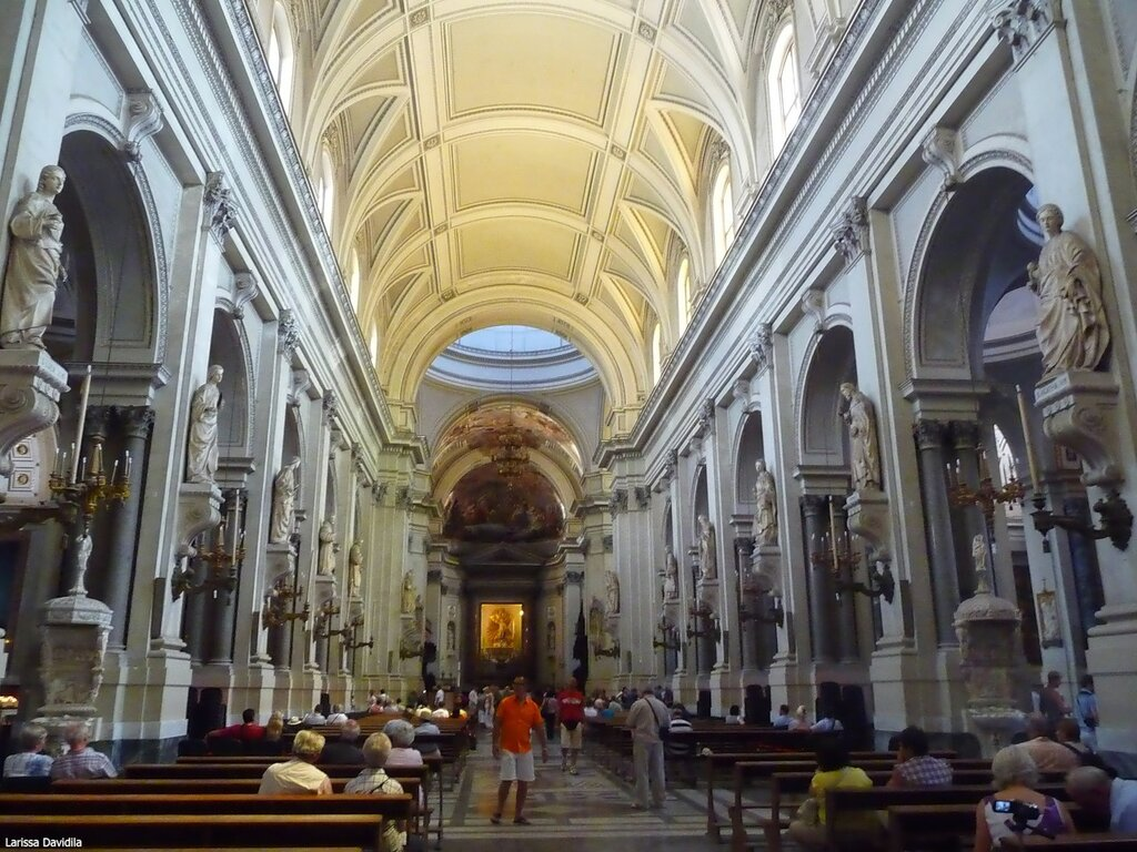Общий вид собора.