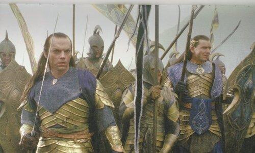 Элронд и Гил-Галад