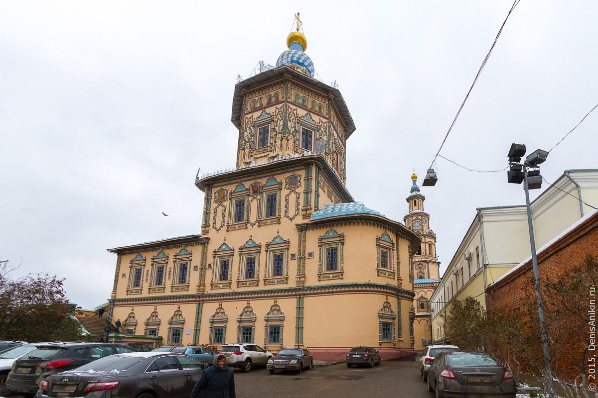 Собор Петра и Павла Казань 1