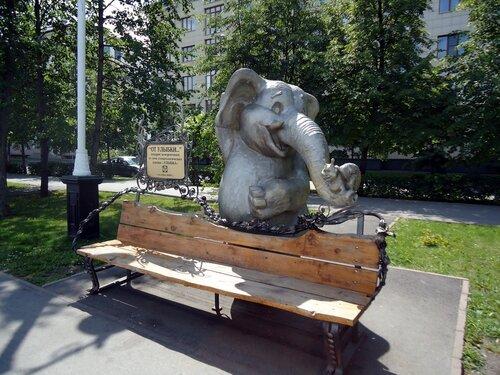 г. Кемерово. Слон