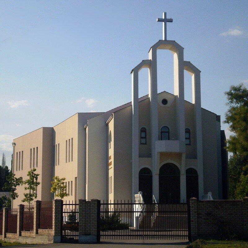 Объединение консервативных церквей евангельских христиан баптистов в республике беларусь