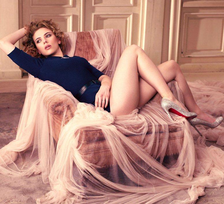 модель Скарлетт Йоханссон / Scarlett Johansson, фотограф Michelangelo di Battista