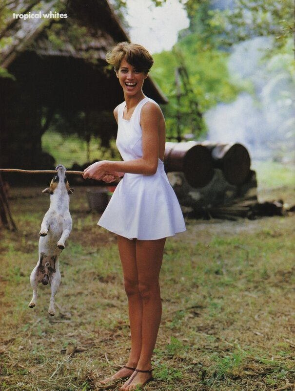 Кристи Тарлингтон - Christy Turlington