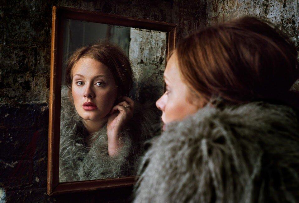 Photographs by Martin Schoeller.Adele (Адель)