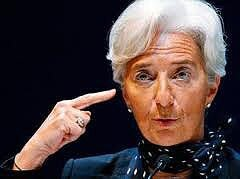 Глава МВФ: технический дефолт в США приведет к нестабильности во всем мире
