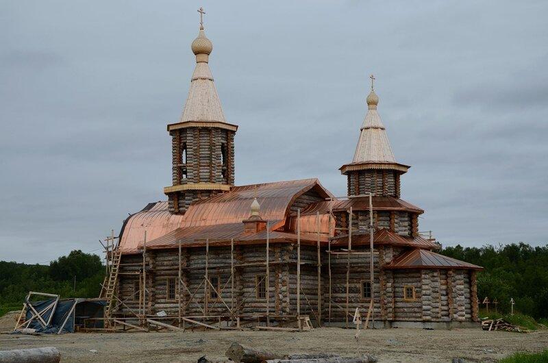 Фото с тегом Трифонов-Печенгский монастырь