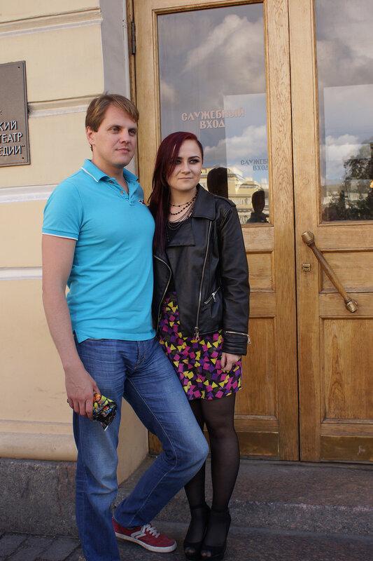 Ксения и Ваня