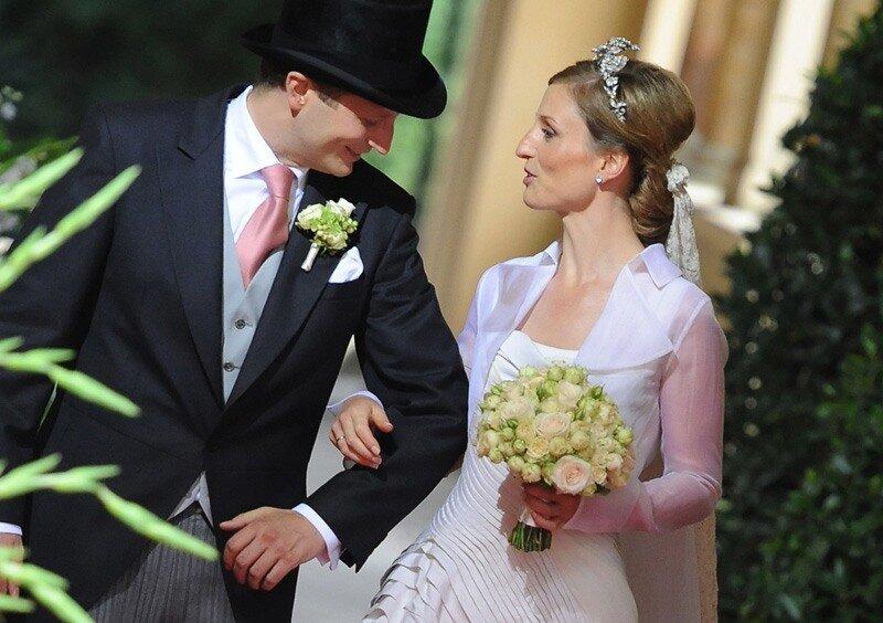 GERMANY-PEOPLE-PRUSSIA-ROYAL WEDDING