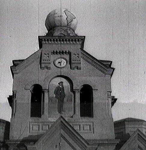 Ленин на храме. 1924-34 гг.