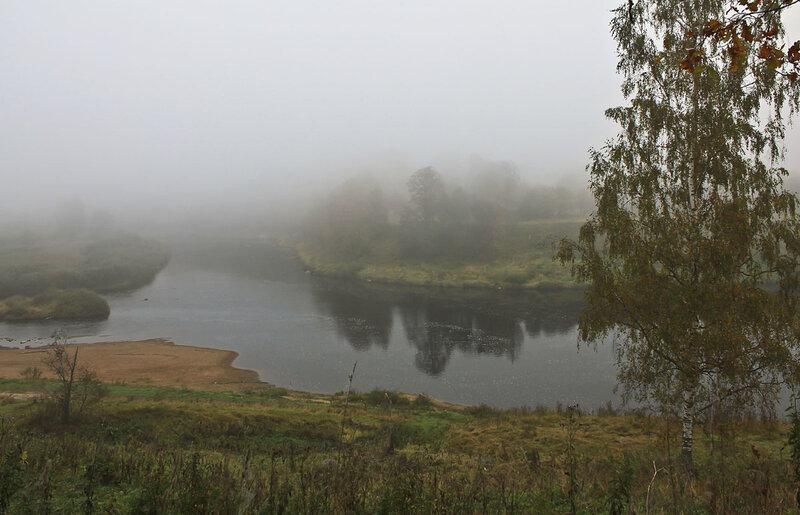 Ловать.Сентябрь 2011