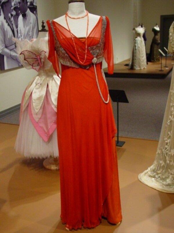 Платья из фильма титаник
