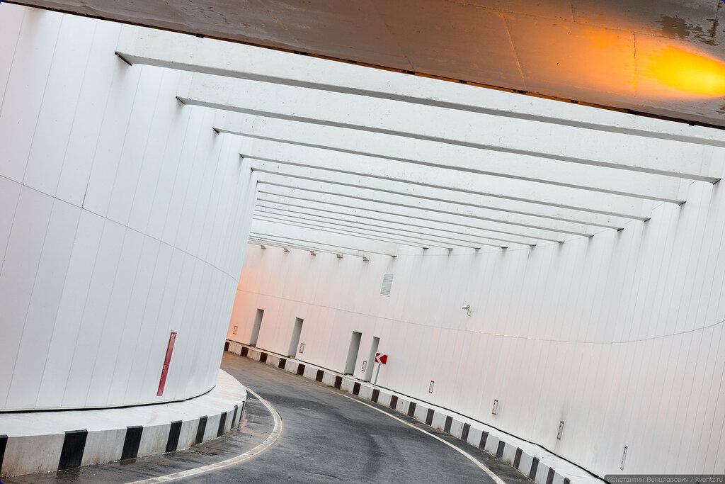 Тоннель на развязке МКАД — Рязанский проспект открывается завтра