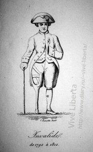 инвалид 1792-1812