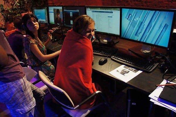В студии Minaev LIVE прохладно
