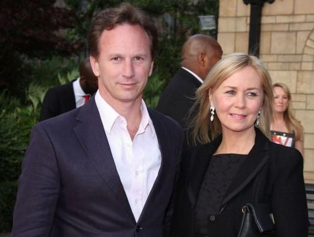 Джери Холлиуэлл из Spice Girls вышла замуж за руководителя Формулы-1