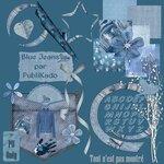 «Blue Jeans par PubliKado.KIT»Синие джинсы 0_74b16_f3ad1dbd_S