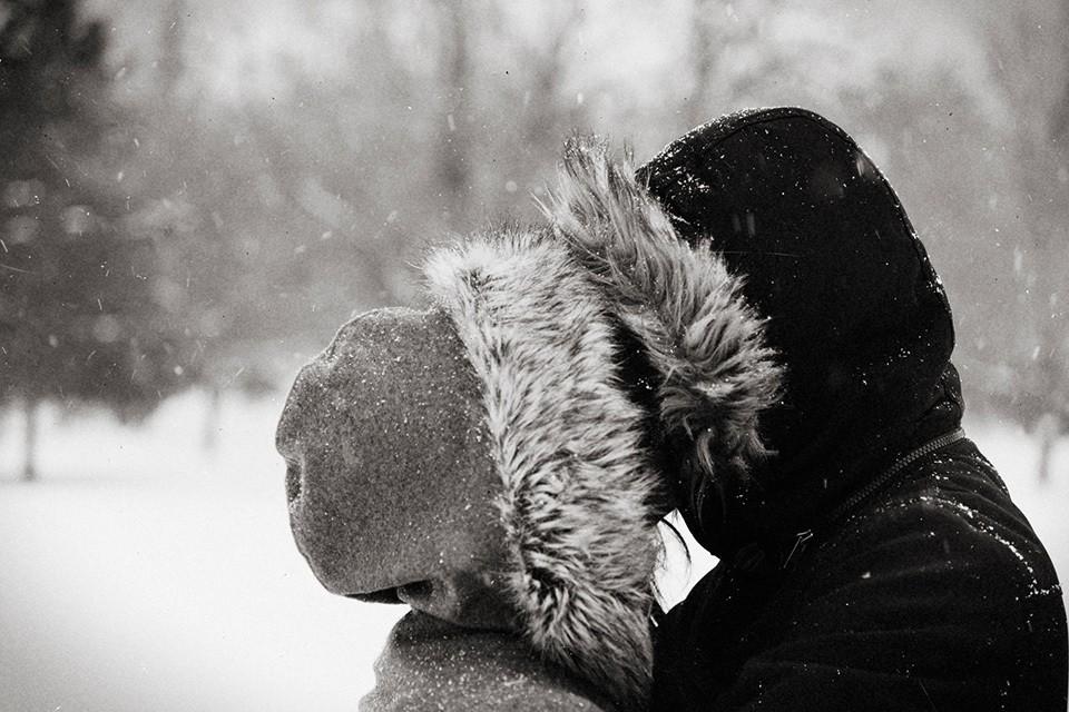 Желтый уровень погодной опасности объявлен в российской столице на14февраля
