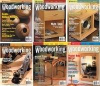 Журнал Canadian Woodworking & Home Improvement №№22-27