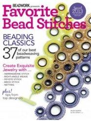 Журнал Favorite Bead Stitches 2013