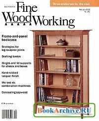 Журнал Fine Woodworking №161 February 2003.