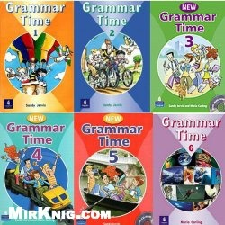 Аудиокнига Grammar Time Level 1-6