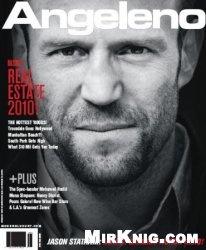 Журнал Angeleno Magazine №8 2010