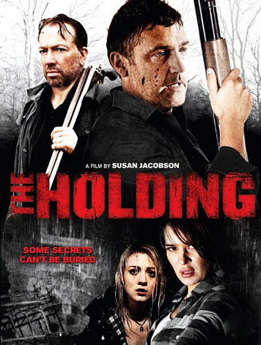 Владение / The Holding (2011/DVDScr)