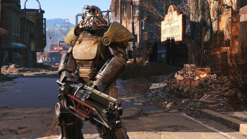 Дни бесплатной игры и скидка на Fallout 4