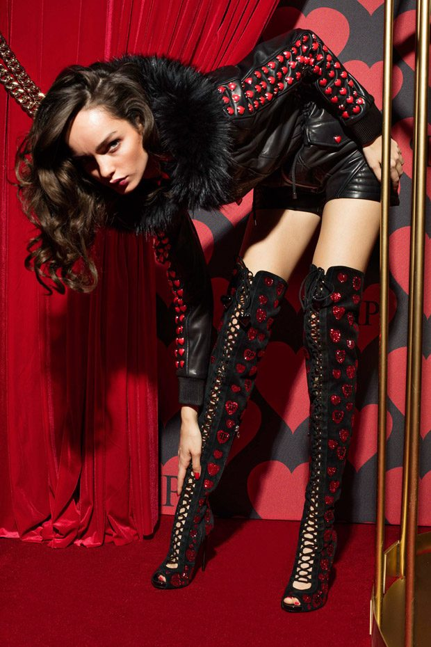 Philipp Plein Pre-Fall 2017 Womenswear Collection