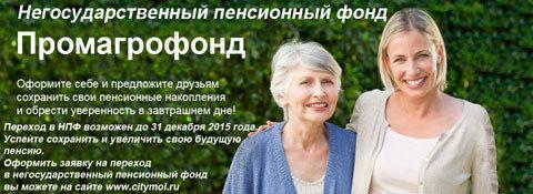Негосударственный пенсионный фонд