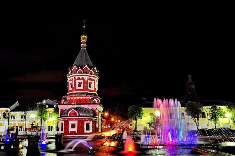 Обзорная экскурсия по Ярославлю или пешеходная по историческому центру с посещением Успенского Собора.