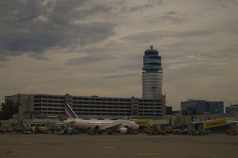 Международный аэропорт Швехат