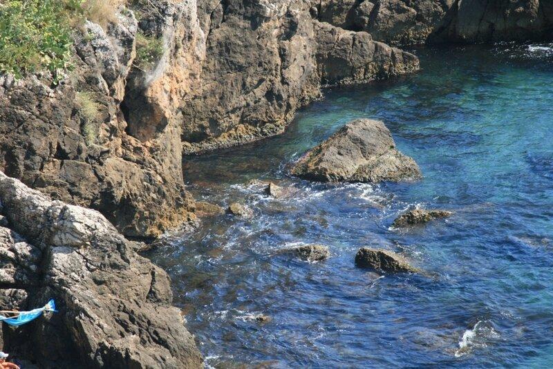 Черногория, Адриатическое море