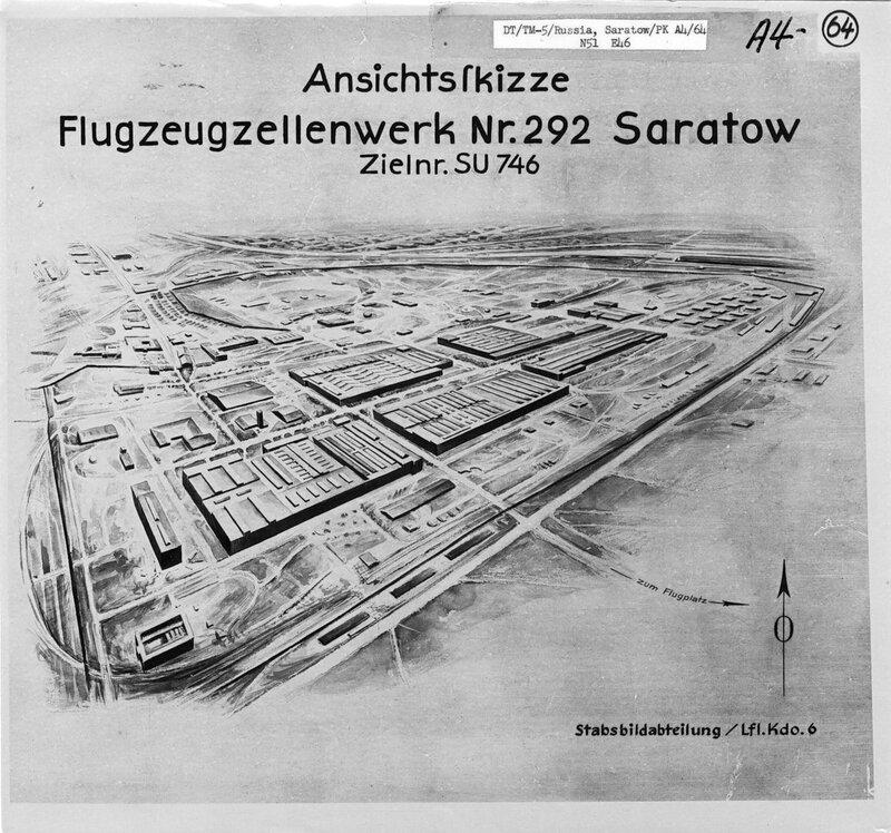 Авиационный завод, 1930-е