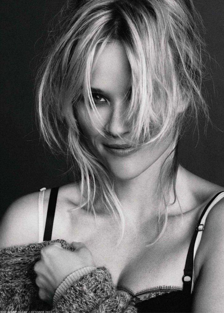 модель Риз Уизерспун / Reese Witherspoon, фотограф Tesh