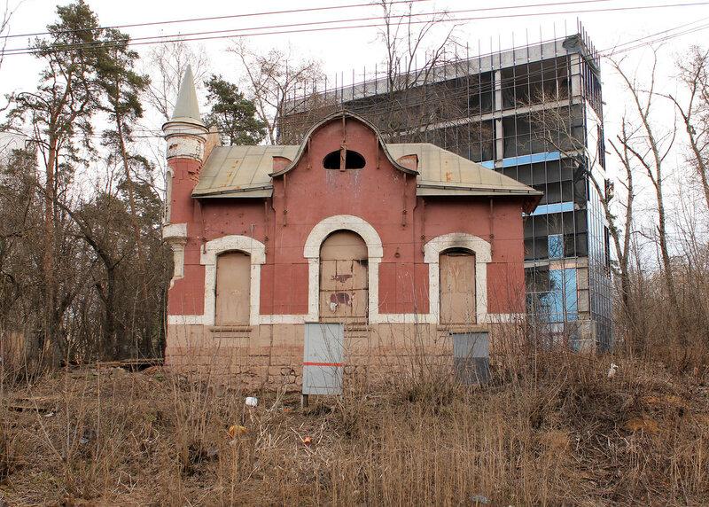 Вокзал Покоровское-стрешнево