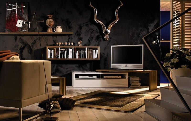 Hülsta – экологически чистые интерьеры и мебельные инсталляции от немецкого производителя мебели